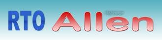 Plano, Dirección y teléfono de la Estación de RTO Allen en Allen. Puede acudir con turno web o por orden de llegada