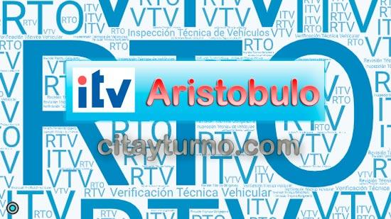 RTO VTV Aristobulo del Valle Información con Mapa-plano, Dirección, teléfono, precios, horarios y Turnos instalaciones del Taller de Revisión Técnica Vehicular (RTV), ubicadas en Aristobulo del Valle Provincia de Misiones
