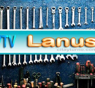 Revisión Técnica Obligatoria (RTO), también llamada Verificación Técnica Vehicular (VTV) en Lanus - instalaciones del Taller de Revisión Técnica Vehicular (RTV), ubicadas en Buenos Aires