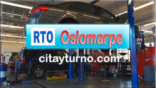 RTO Oslomarpe Información con Mapa-plano, Dirección, teléfono, precios, horarios y Turnos instalaciones del Taller de Revisión Técnica Vehicular (RTV), ubicadas en Paso de Los Libres Provincia de Corrientes