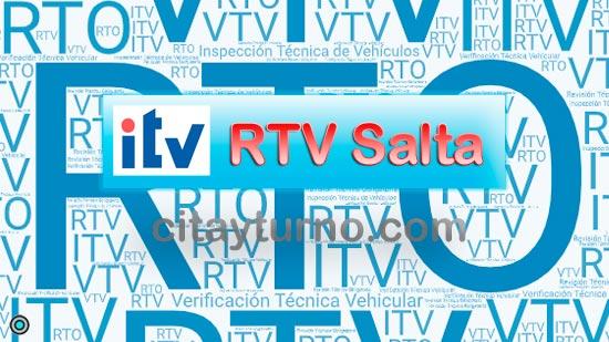 RTO RTV Salta Información con Mapa-plano, Dirección, teléfono, precios, horarios y Turnos instalaciones del Taller de Revisión Técnica Vehicular (RTV), ubicadas en Salta Provincia de Salta