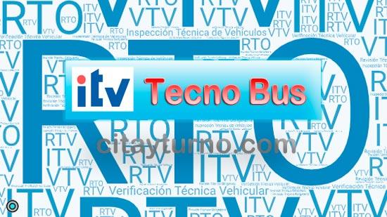 RTO Tecno Bus Información con Mapa-plano, Dirección, teléfono, precios, horarios y Turnos instalaciones del Taller de Revisión Técnica Vehicular (RTV), ubicadas en Salta Provincia de Salta