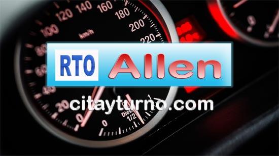RTO Allen Información con Mapa-plano, Dirección, teléfono, precios, horarios y Turnos instalaciones del Taller de Revisión Técnica Vehicular (RTV), ubicadas en Allen Provincia de Rio Negro